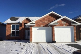 Sprucedale Model Homes in sudbury