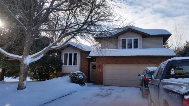 Dowling home for sale