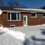 Charming Brick Bungalow with great Central Val Caron Location