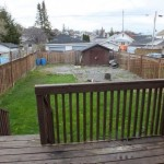 Spacious home downtown with large fenced in yard