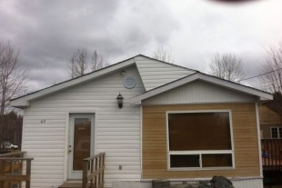 Mobile home for sale in wahnapitae