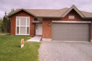 BUNGALOW HOME FOR SALE IN HANMER, ONTARIO